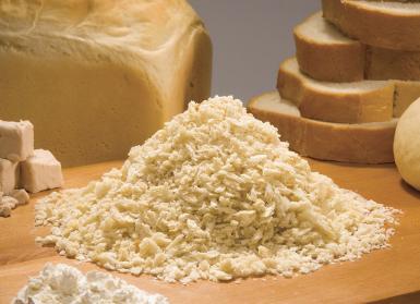 Japanese Style Bread Crumb